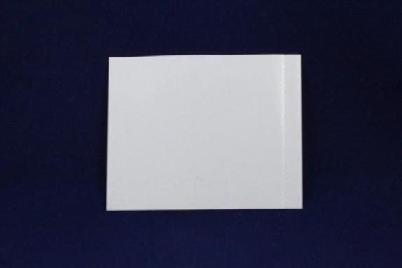 Medical Post Shrink Band White